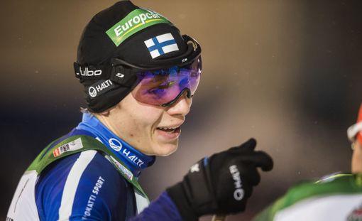 Eero Hirvonen oli Ramsaun maailmancupissa paras suomalainen.