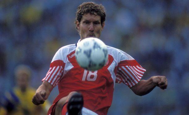 Kim Vilfort taisteli 25 vuotta sitten paljon jalkapalloa suurempien asioiden kanssa.