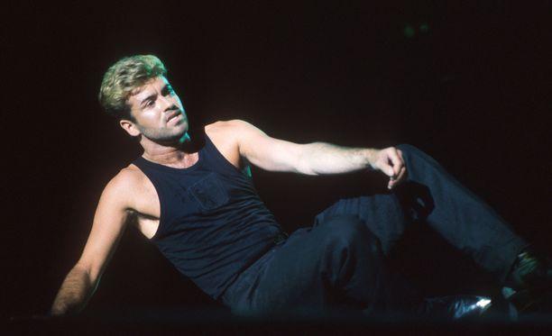 George Michael kuoli 53-vuotiaana joulupäivänä.