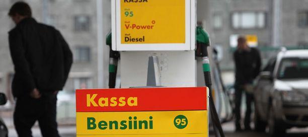 Viimeksi bensan litrahinta oli lähellä 1,60 euron rajaa kaksi vuotta sitten.