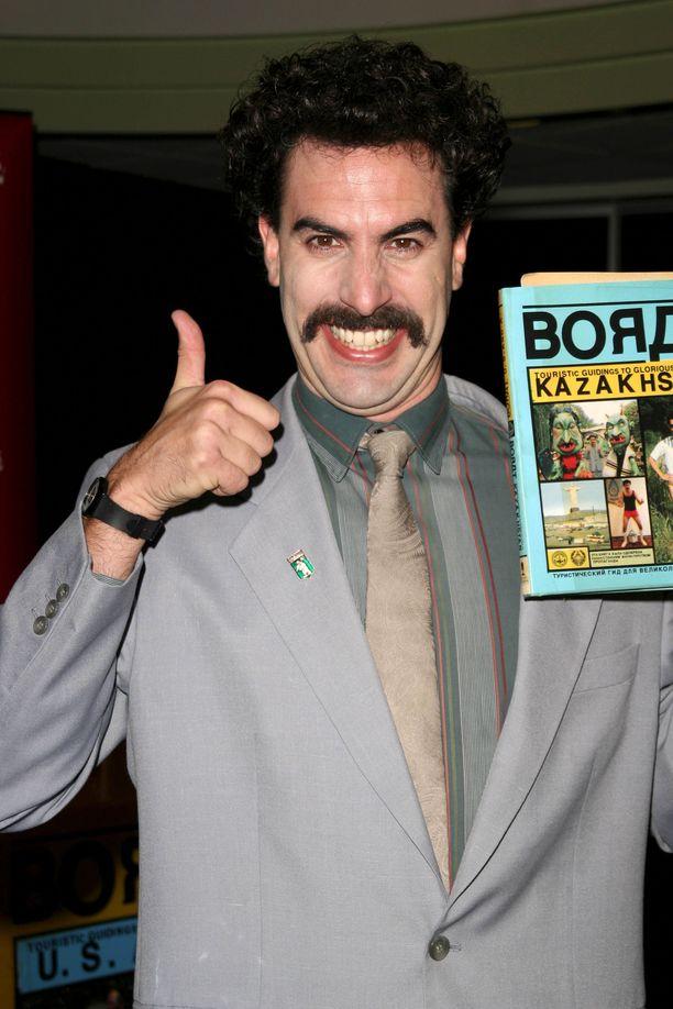 Oletko jo odottanut Boratin tuloa?