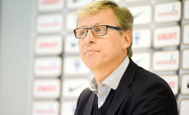 Päävalmentaja Markku Kanerva julkisti joukkueensa Turkkia ja Itävaltaa vastaan.