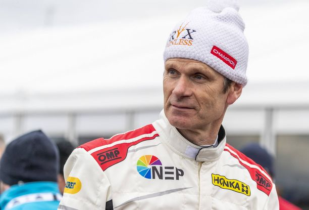 Marcus Grönholm on suomenruotsalainen rallilegenda.