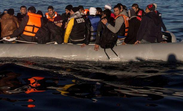 Salakuljettajat järjestivät Suomeen 52 henkilöä 18 eri kerralla.