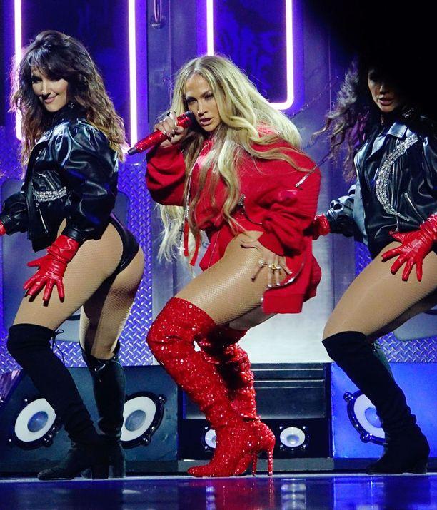 Jennifer Lopez on sittemmin menestynyt niin laulajana kuin näyttelijänäkin.