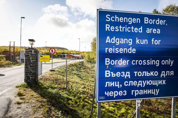 Venäläismedian mukaan Suomessa turvapaikanhakijana ollut eritrealaismies ylitti rajan Venäjälle. Kuvituskuva