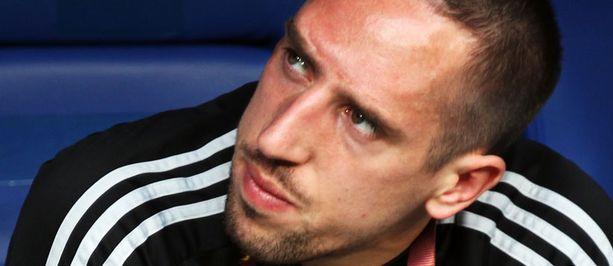 Franck Riberya uhkaa kolmen vuoden vankeus.
