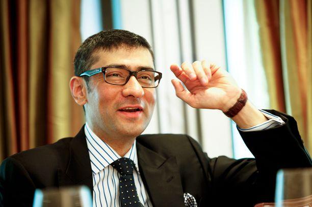 Rajeev Surilla on takanaan pitkä ura Nokian palveluksessa.