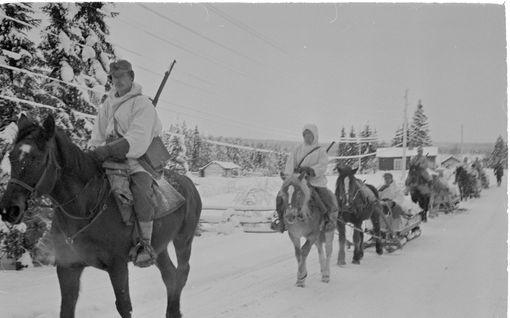 Tuhannet ulkomaalaiset pyrkivät Suomeen sotimaan – Ruotsin päätös oli kuitenkin karu pettymys
