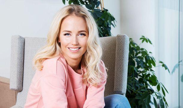 Petra meni naimisiin uudenvuoden aattona miehensä Markku Wettenrannan kanssa.