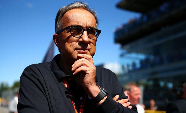 Sergio Marchionne ei ole lainkaan tyytyväinen Ferrarin suoritukseen formuloissa.