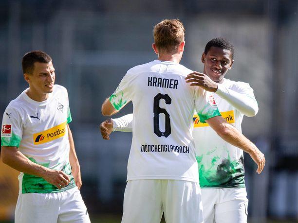 Mönchengladbach saa vastaansa Freiburgin.