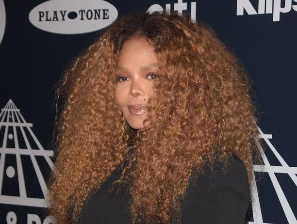 Janet Jackson maaliskuussa 2019.