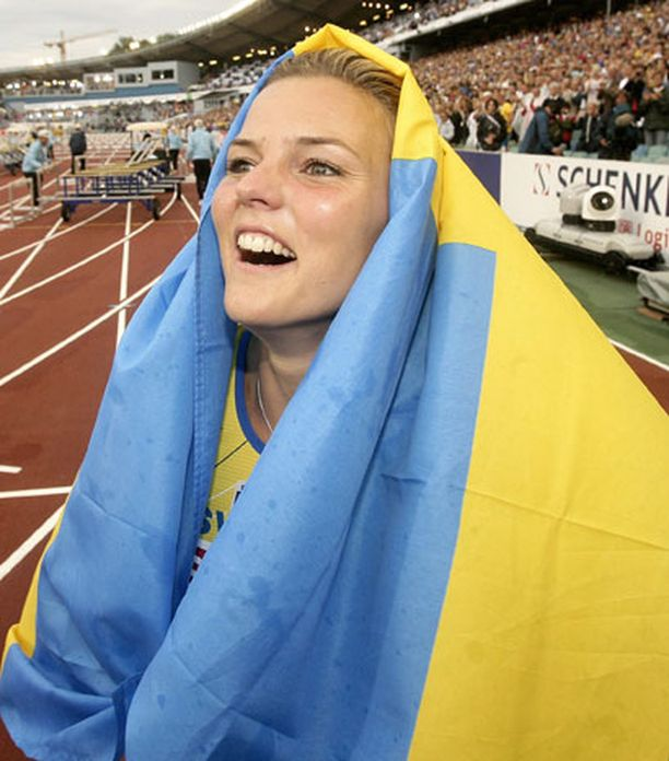 Susanna Kallur onnistui siinä, missä Kajsa Bergqvist ei.