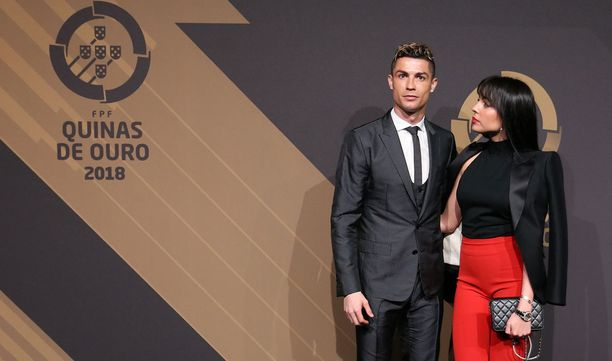 Ronaldo ja Rodriguez tutustuivat kaksi vuotta sitten.