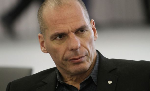 Kreikan valtiovarainministeri Yanis Varoufakis on vaikeiden neuvotteluiden keskiössä.