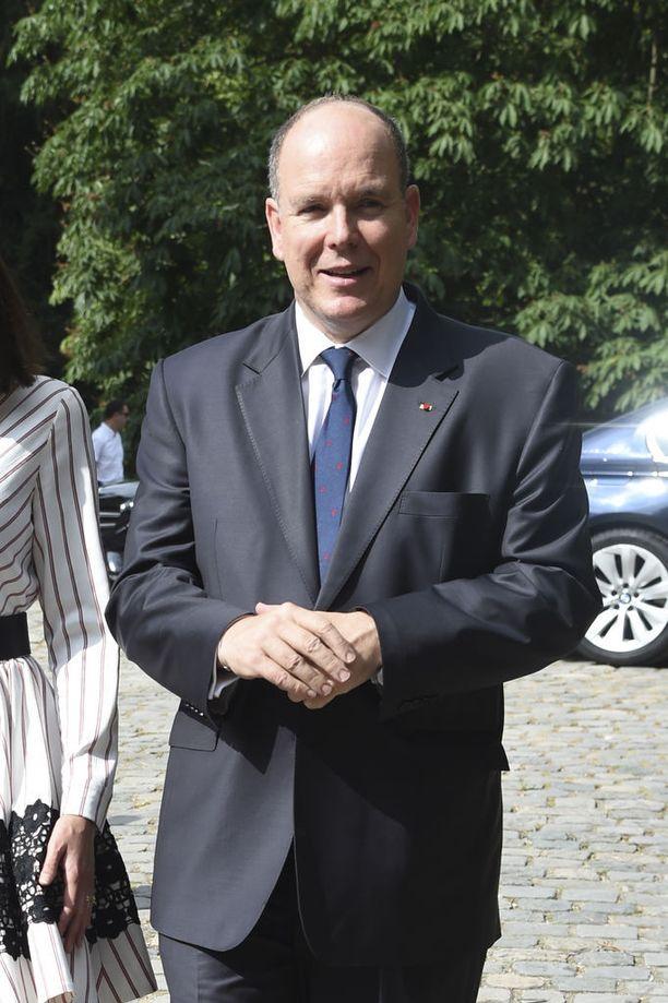 Monacon ruhtinas Albert osallistuu UArctic-kongressiin syyskuun alussa Oulussa.