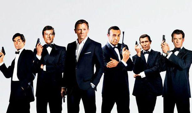 Bond-filmien luoma kuva agenttien maailmasta on hyvin miesvaltainen.