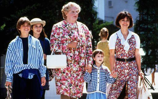 Ohjaaja vahvistaa – Mrs. Doubtfire – Isä sisäkkönä -elokuvasta on olemassa roisimpi versio