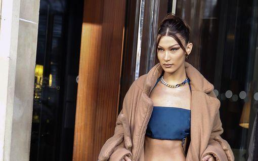 Bella Hadid pukeutuu kiinnostavammin kuin kukaan muu – kopioi huippumallin tyyli!