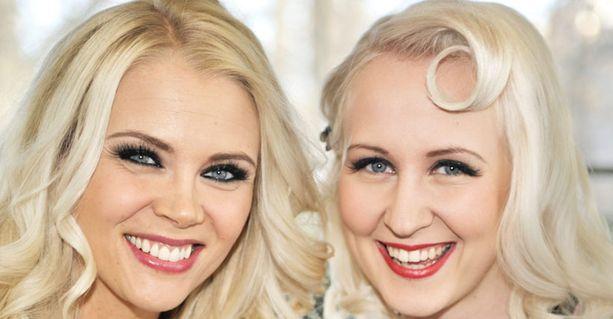 Susanna Laine (vas.) ja Elina Viitanen juontavat kuudetta Big Brotheria.
