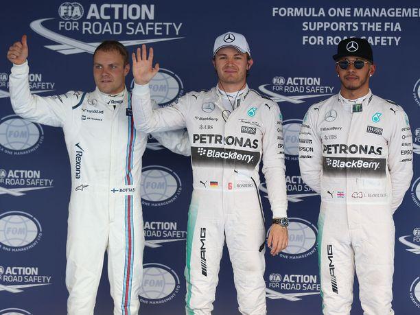 F1-uransa Williamsilla aloittanut Valtteri Bottas siirtyi Lewis Hamiltonin tallitoveriksi Mercedekselle sen jälkeen, kun Nico Rosberg lopetti uransa maailmanmestaruuteen päättyneen kauden 2016 jälkeen.