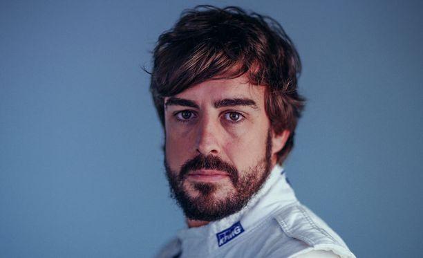 Fernado Alonso on sivussa ainakin F1-kauden avauskilpailusta.