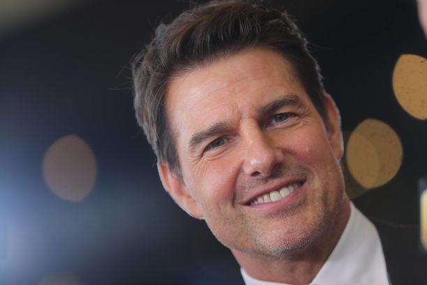 Tom Cruise pääsee avaruusturistina tekemään elokuvaa avaruudessa.