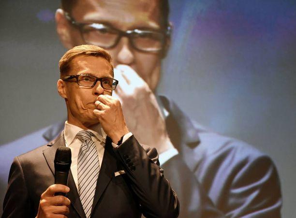Alexander Stubb joutui luopumaan viime lauantaina kokoomuksen puheenjohtajan paikasta puoluekokouksessa.