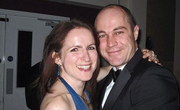 Victoria ja Emile Cilliers onnellisempina aikoina.