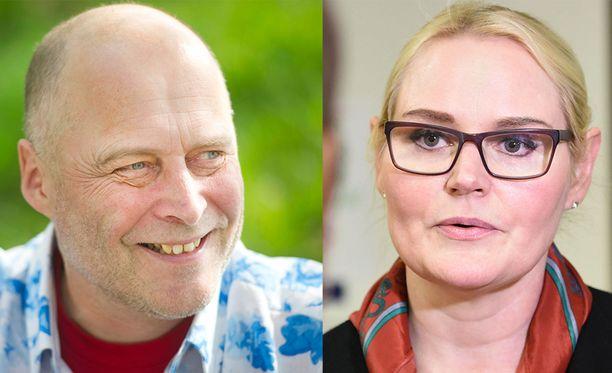 Tony Dunderfelt ja Veera Ruoho ovat kevään viimeisen Sensuroimaton Päivärinta -jakson vieraat.