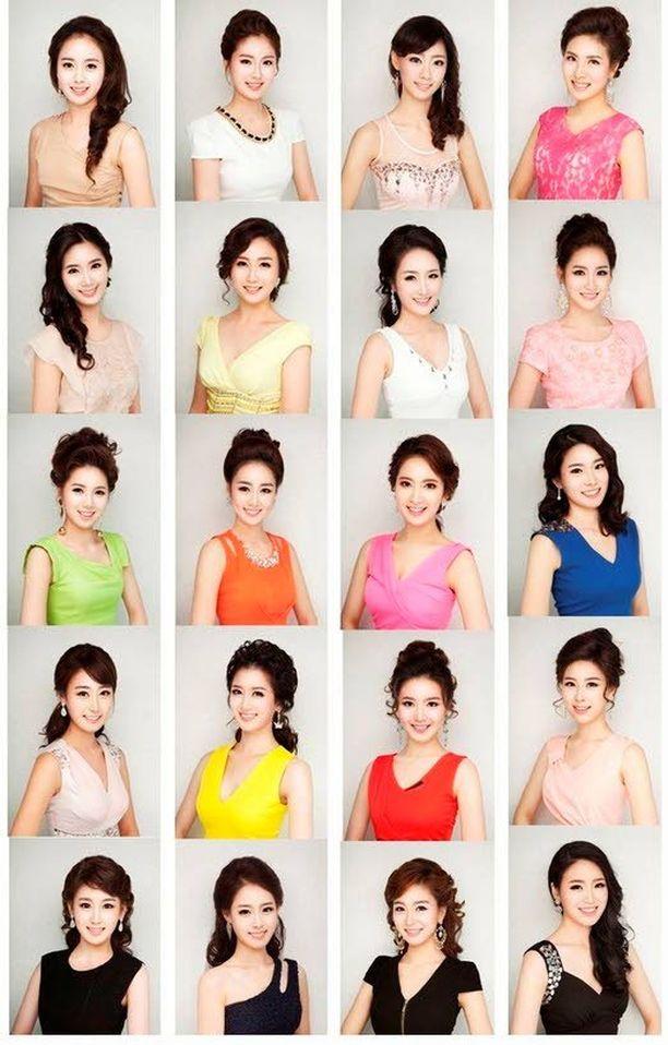 Internetissä keväällä levinnyt kuva korealaisen kauneuskilpailun osanottajista herättivät kohun. Onko plastiikkakirurgian huippumaassa menty liian pitkälle, kun ihmiset näyttävät toistensa klooneilta?