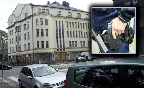 Helsingin Bottalla pidetään keskiviikkona erikoinen kirjanjulkistustilaisuus, joka kiinnostaa myös poliisia.