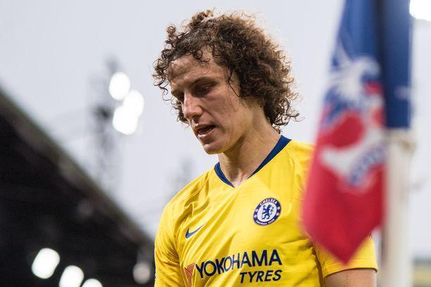 Onko David Luiz ratkaisu Arsenalin topparipulaan?