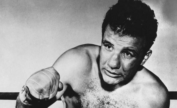 Jake LaMotta on kuollut 96-vuotiaana.