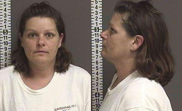 Brooke Lynn Crews kerroi poliiseille neuvonensa Savannalle, miten synnytys voidaan käynnistää itse.