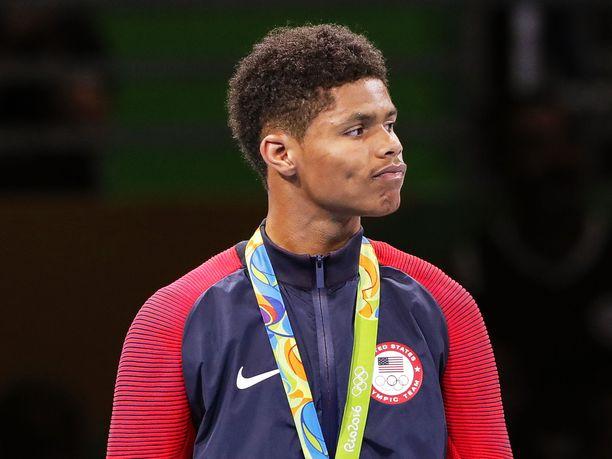 Shakur Stevenson iski kolme vuotta sitten olympiahopeaa.