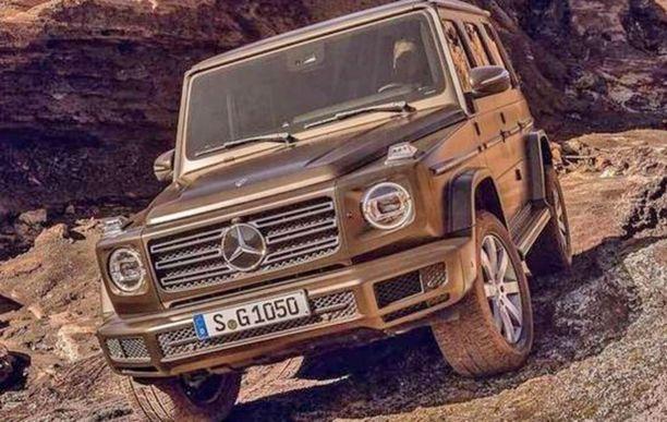 Kuvia uudesta G-sarjasta nousi julkisuuteen hollantilaisen Autoweekin ja kiinalaisen median sivuilla.