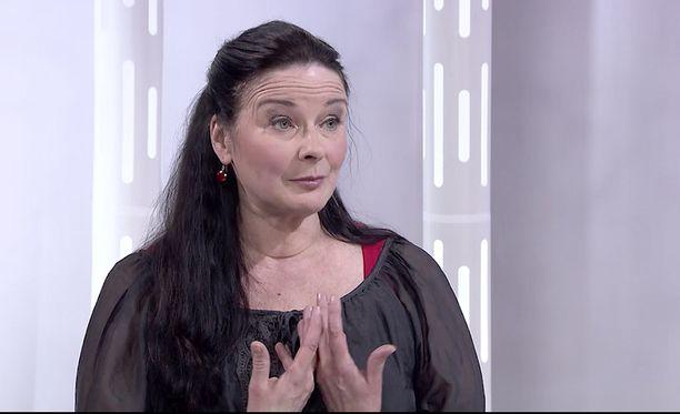 Johanna Nurmimaa kertoi hauskan muiston Salkkarit-ajoiltaan.