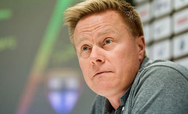 Tommi Kautonen siirtyy SJK:n peräsimeen.