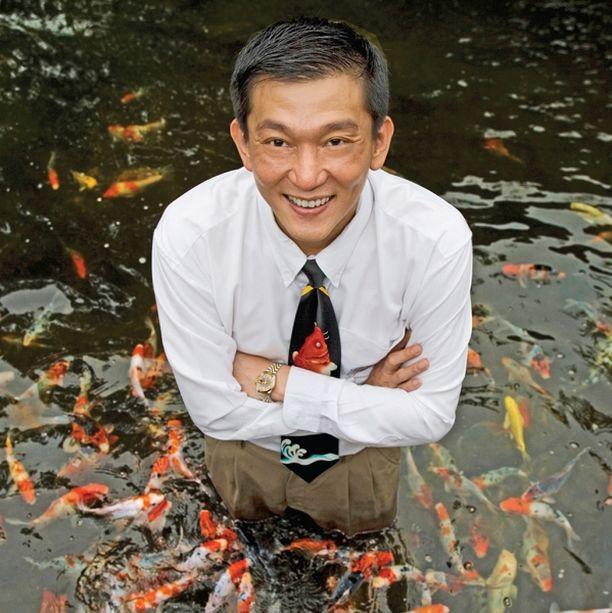 Kenny Yap kertoo, että omistajat haluavat kalansa yleensä nuorina, jotta voivat varttua niiden kanssa ja kehittää tunnesiteen.
