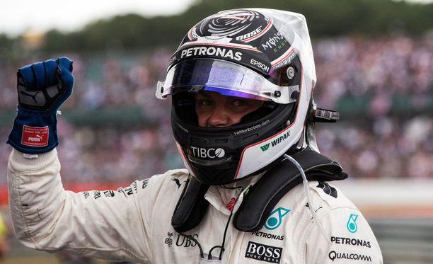 Valtteri Bottas on Sky Sportsin mukaan mukana F1-maailmanmestaruustaistossa.