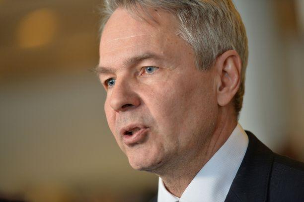 Pekka Haavisto on vihreiden kaksinkertaisena presidenttiehdokkaana ylivoimaisen tunnettu ehdokas.
