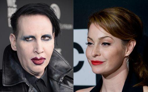 """Nyt myös Game of Thrones -tähti syyttää Marilyn Mansonia väkivallasta: """"Hän melkein tuhosi minut"""""""