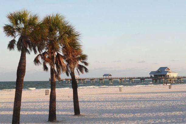 Tapaus sattui Clearwaterin kaupungissa, Floridassa.