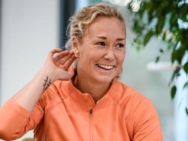 Emma Laine on valittu Suomen parhaaksi naistennispelaajaksi yhteensä 11 kertaa.