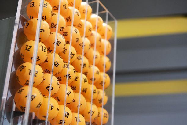 Lauantain arvonnassa oli jaossa 1,2 miljoonaa euroa.