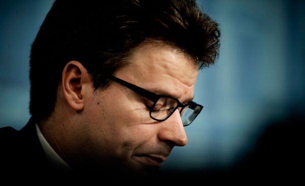 Ville Niinistö erosi vaimostaan, Ruotsin vihreiden puheenjohtajasta Maria Wetterstrandista toissavuonna.
