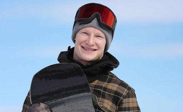 Peetu Piiroinen kehuu talviolympialaisia hienoksi tapahtumaksi.