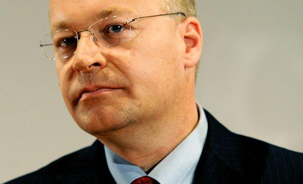 Stephen Elopista tuli Nokian uusi toimitusjohtaja.